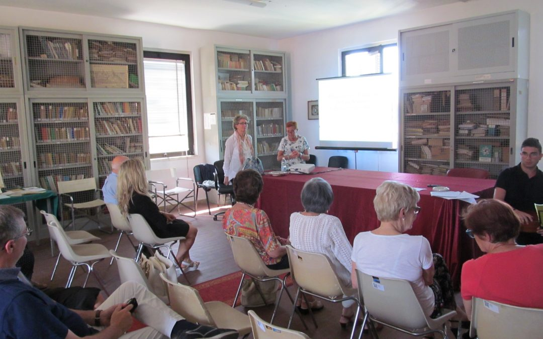 Libraries 3: The Esperanto Library and Archive in Massa, Italy