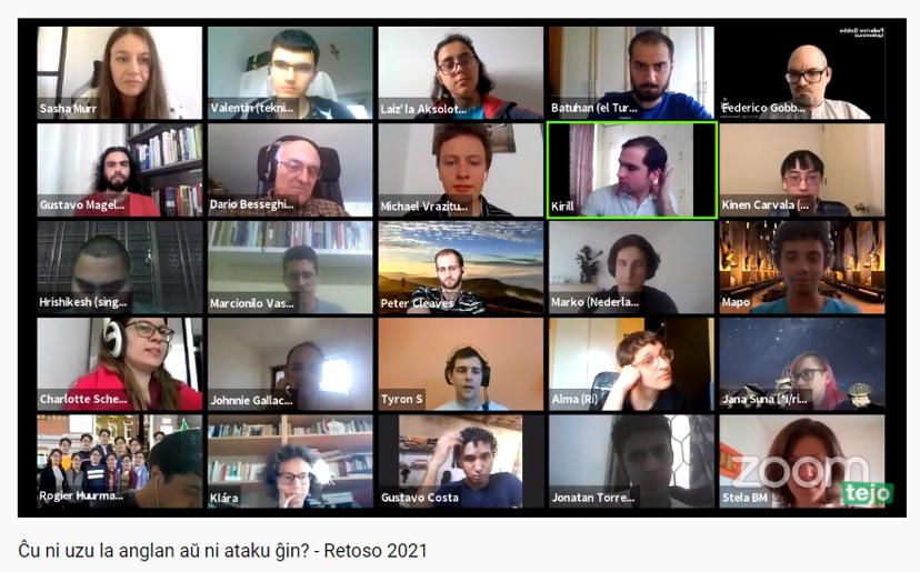 Retoso –  the new Esperanto youth event!
