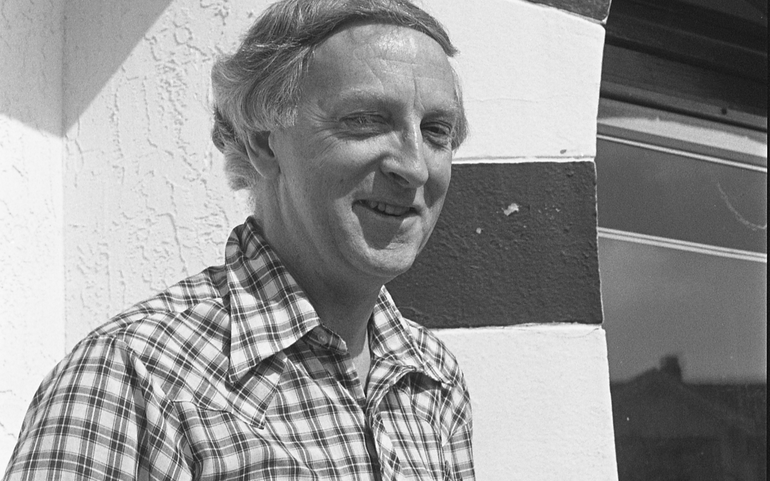 Brian Kaneen: A Major Donor of the Esperantic Studies Foundation